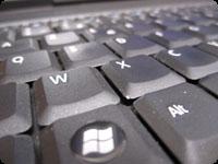 clavier informatique