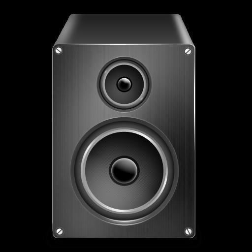 Speaker black